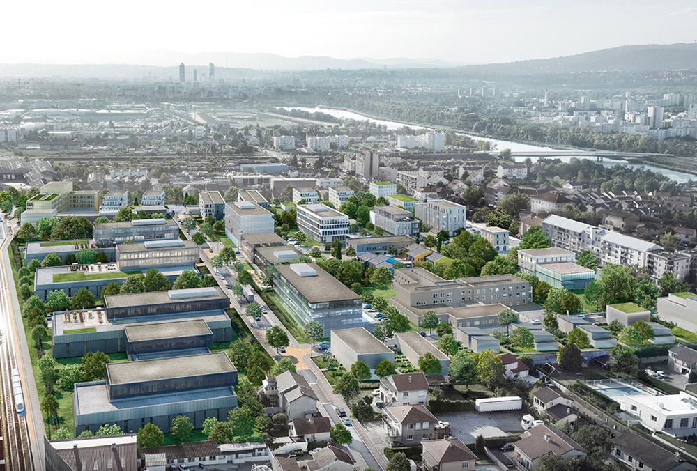 Un projet de ville